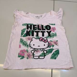 Hello Kitty Top (5-6y)