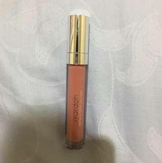 Wardah matte lipstick 03. See u latte