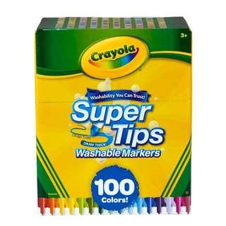 PO#20 Crayola Supertips