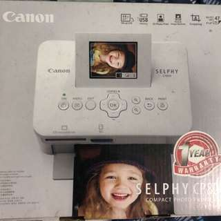 Canon Selphy Cp820