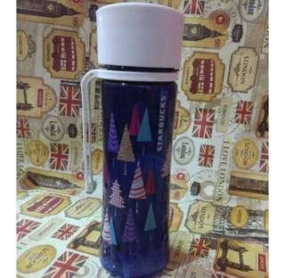 Starbucks Thumbler Christmas Edition Blue