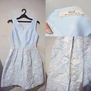 Mille Blue dress