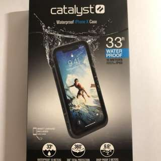 Catalyst Waterproof iPhone X Case