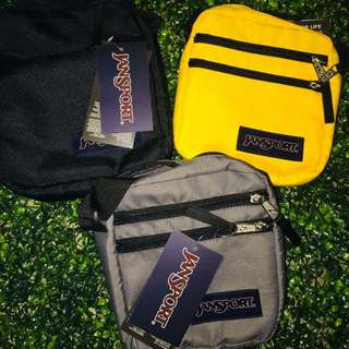 Jansport sling bag authentic
