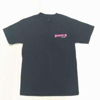 Pinks Hotdogs Shirt