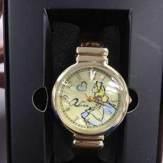愛麗絲 愛麗斯 Alice 手扼錶