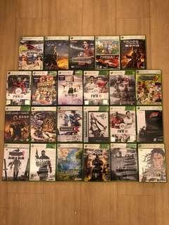 Xbox360 Xbox 360 games