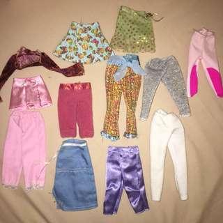 BARBIE CLOTHES (TERSISA)