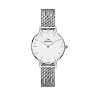 DW Classic Petite Sterling - 28mm | 32mm [Silver]