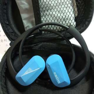 Blue tooth sport gym earpiece