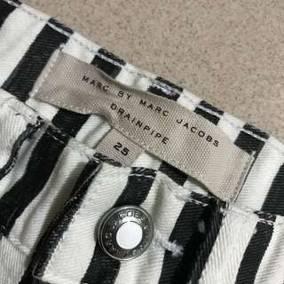 Marc Jacobs striped pants
