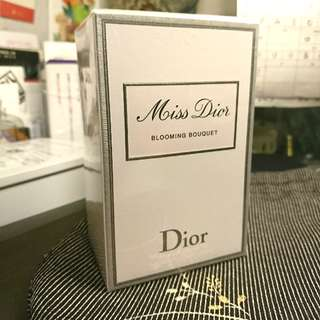Miss Dior 100ml - Blooming Bouquet 花漾迪奧女性淡香水
