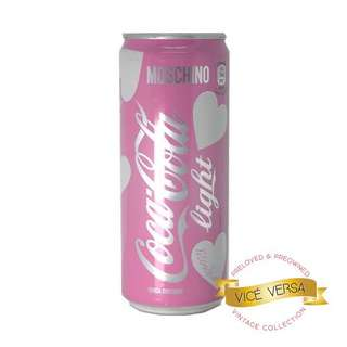 Coca Cola Light x Moschino Valentine Edition 330ML
