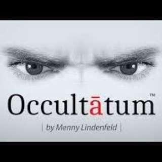 Occultatum - Menny Lindenfeld (Magic Mentalism Video)