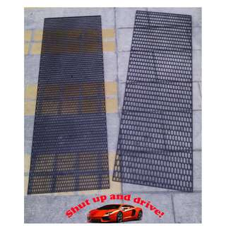 Universal Costumize Honeycomb Grill for Cars