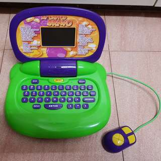 Asder Laptop for Kids (Batteries are included)