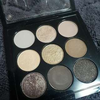 Mac Eyeshadow Times Nine ( Amber )