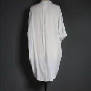 白色 連身裙
