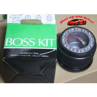Boss Kit Steering Wheel Adaptor