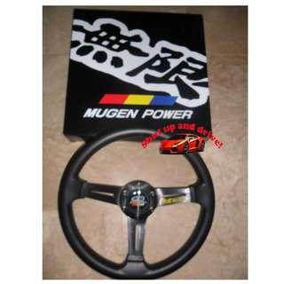 Mugen Steering Wheel