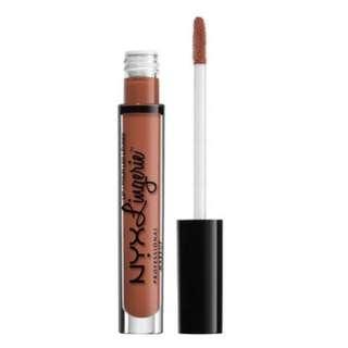 NYX Lip Lingerie in Seduction