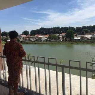 Studio apartement lagoon resort bekasi 22m2 full furnished