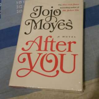 After You by Jojo Moyes (Hardbound)