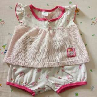 Preloved baju baby girl