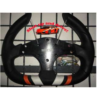 Sparco Limited Steering Wheel