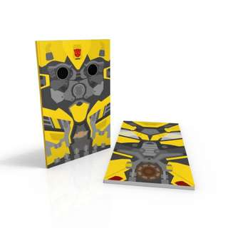 Bumblebee - Transformers notebook