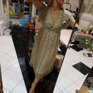Dress Midi dress Cantik