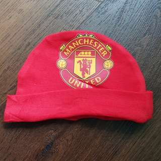*To bless* Manchester United Baby Beanie