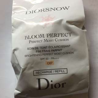 Dior cushion refill