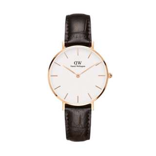 DW Classic Petite York - 28mm | 32mm [Rose Gold / Silver]