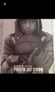 Jay Chou photo book