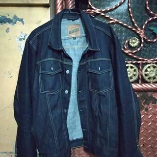Jaket denim pmp