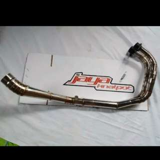 R3 / mt03 header pipe