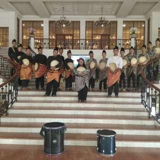 Wira Arjuna Kompang service