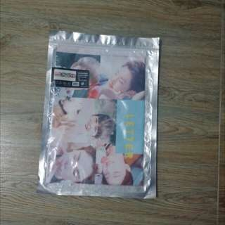 Seventeen Unoffical Slogan Towel
