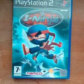 Play station 2 game