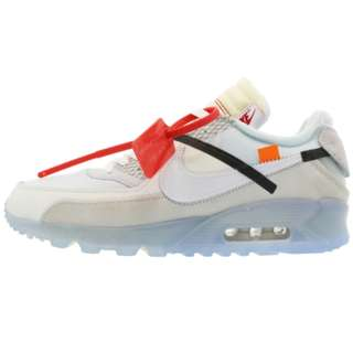 NIKE AIR MAX 90 SAIL/WHITE/MUSLIN (OFF-WHITE)