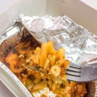 Homemade Macaroni and Cheese (Medan Only)