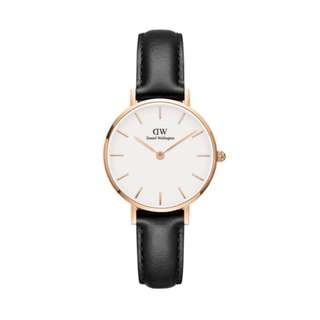 DW Classic Petite Sheffield - 28mm | 32mm [Rose Gold / Silver]