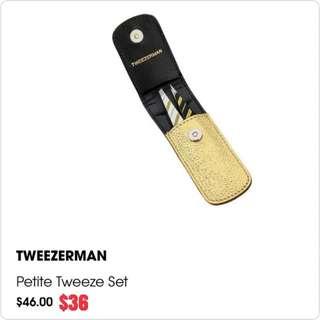 TWEEZERMAN Petite Set