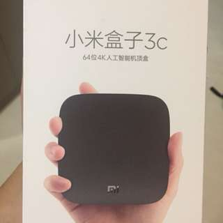 BNIB Xiaomi 4K Smart TV Box