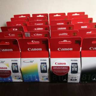 Canon 810,811 for sale