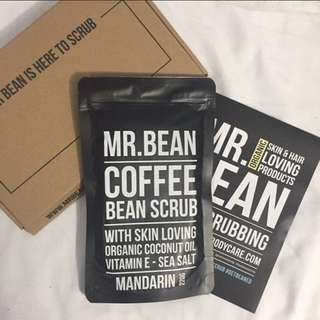 Mr.Bean Scrub