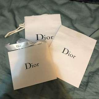 Dior-細紙袋