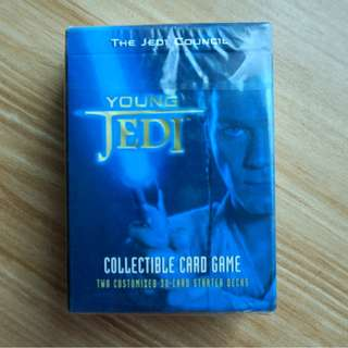 Young Jedi Collectible Card Game