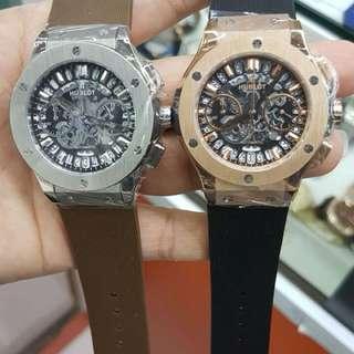 jam tangan hublot super pria